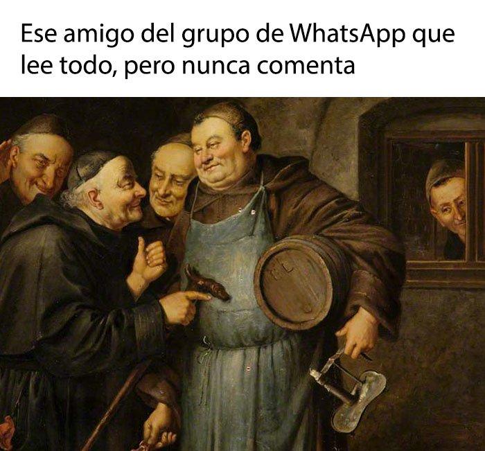 Meme Whatsapp stalker
