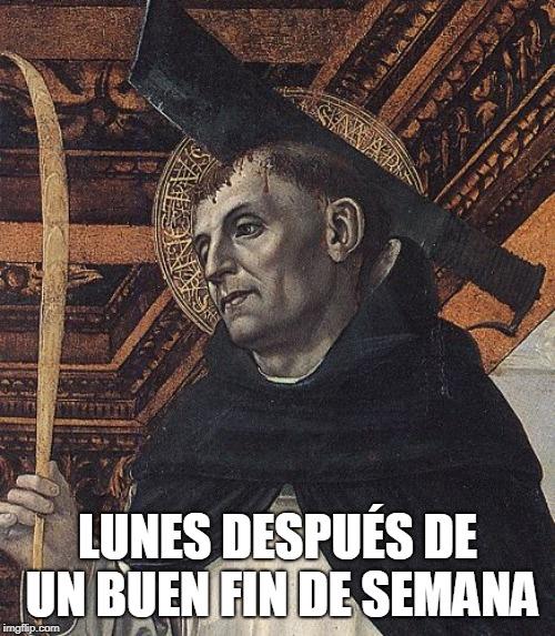 Meme – Arte tardomedieval – San Pedro Martir