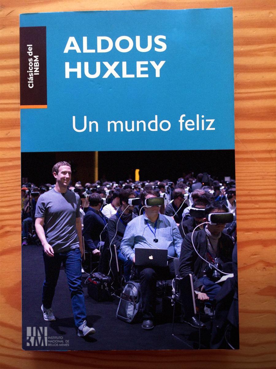 MEME – Ediciones especiales – Un mundo feliz (Huxley)