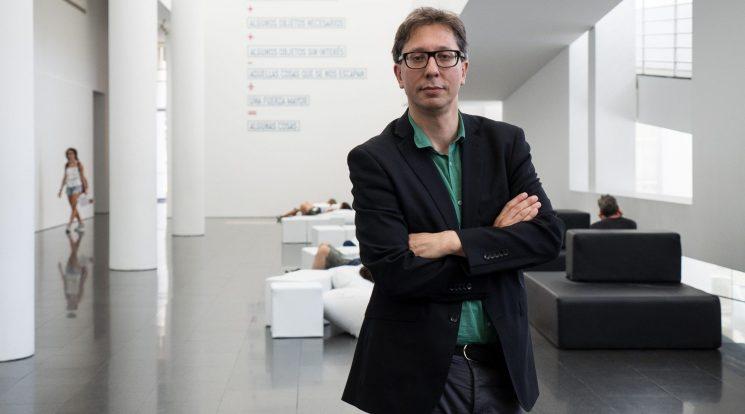 El director del Macba Ferran Barenblit