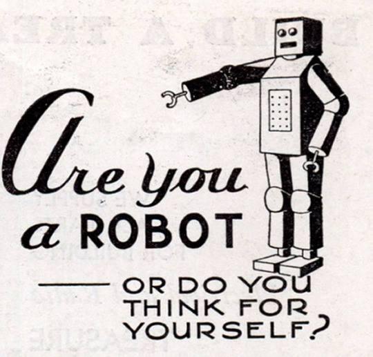 Meme Are you a robot