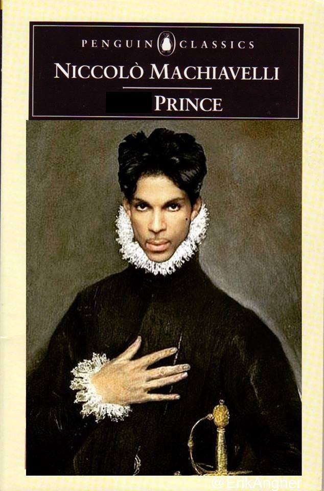 Meme – Prince o El Príncipe de Maquiavelo