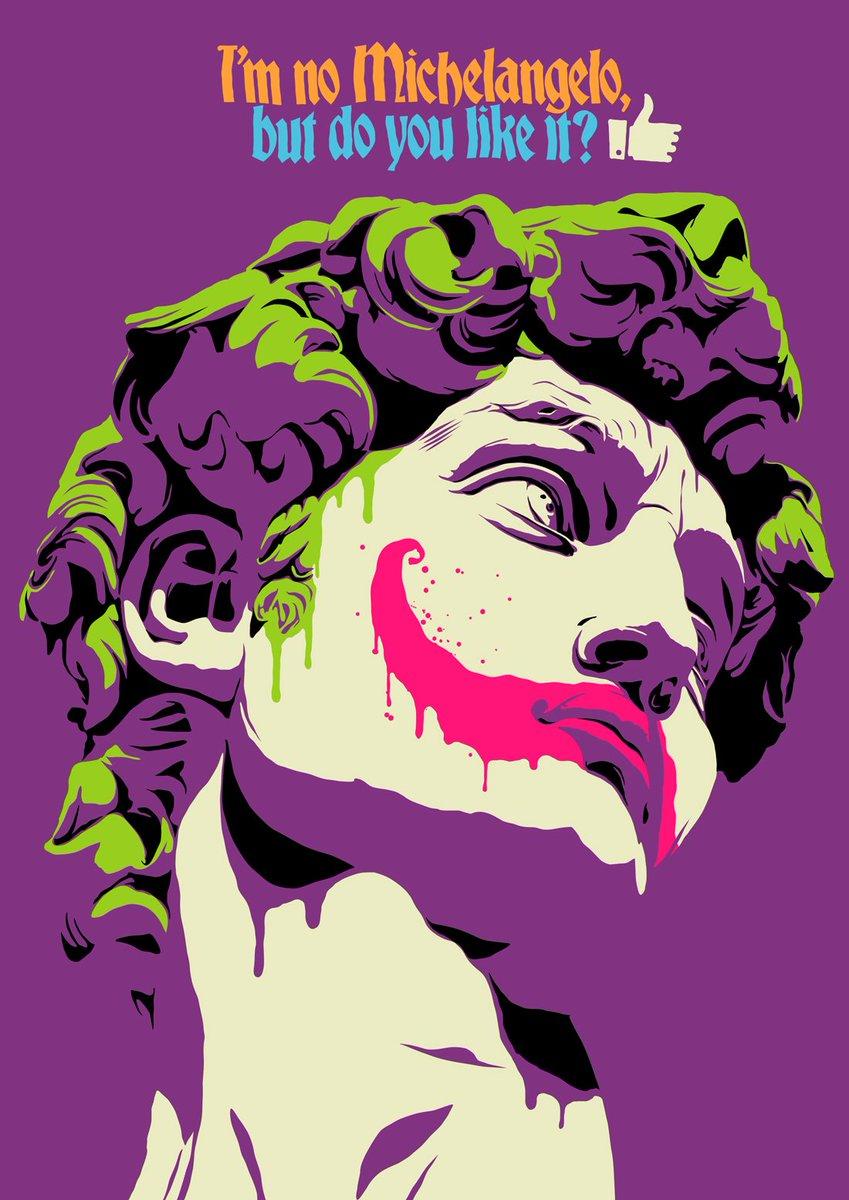 MEME – Arte pop – Billy Butcher, Miguel Ángel y Joker